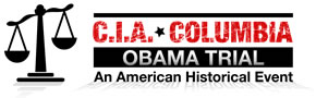 CIA - Trial for Obama  - Logo