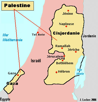 carte-geographique-palestine