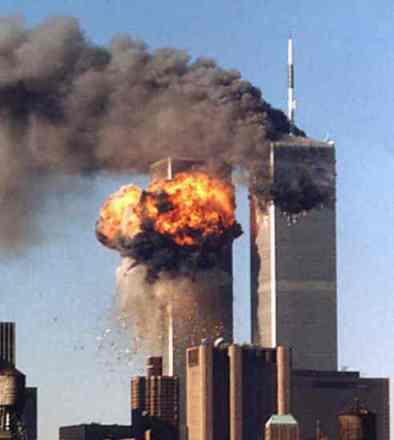 Attack on New York City September 11, 2001