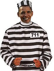 Obama As Prisoner