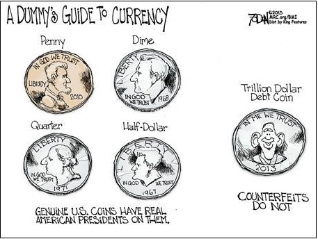 US Currency for Dummies