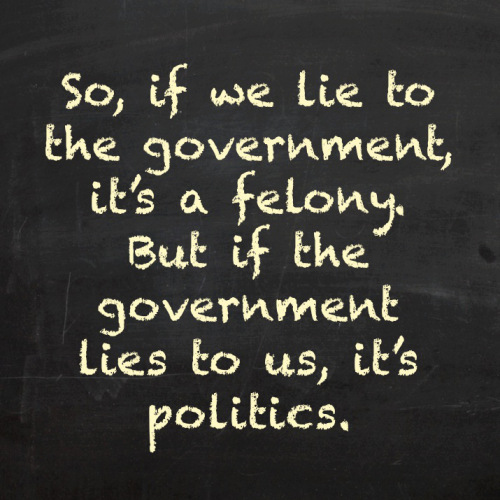 Politics Government: Does This Make Sense? (Open Thread)