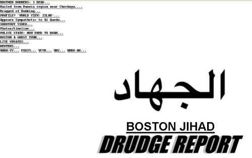 Boston Jihad