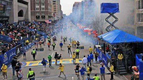 Marathon blast Getty photo