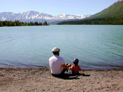 Fathers_day_father_with_kid_on_lake - Copy