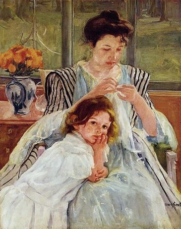 Mary_Cassatt_Young_Mother_Sewing - Copy