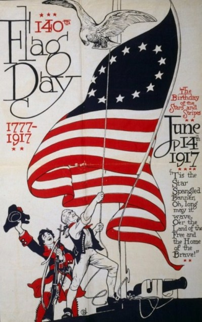 US_Flag_Day_poster_1917 - Copy