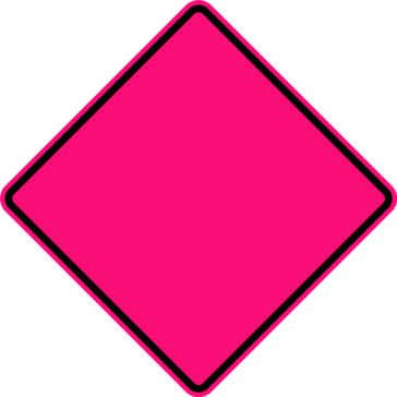 Diamond_warning_sign_(fluorescent_pink).svg - Copy