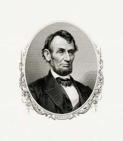 LINCOLN,_Abraham-President_(BEP_engraved_portrait) - Copy