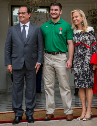 Alek_Skarlatos_with_French_President - Copy