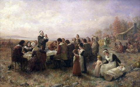 Thanksgiving-Brownscombe - Copy