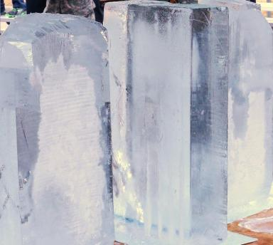 Army Reserve team earns bronze in ice sculpting
